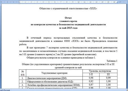 Отчет По Проверке Внутреннего Контроля Образец - фото 11